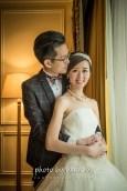 Pre-wedding Hong Kong Photo by Wade w. 自助婚紗 Macau 澳門 下雨 酒店