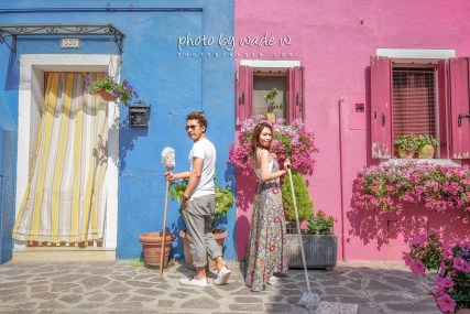 Photo by wade w Venice overses pre-wedding 1200
