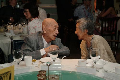 觀戰室現場評應氏杯決賽 95歲吳清源折服眾高手-搜狐體育