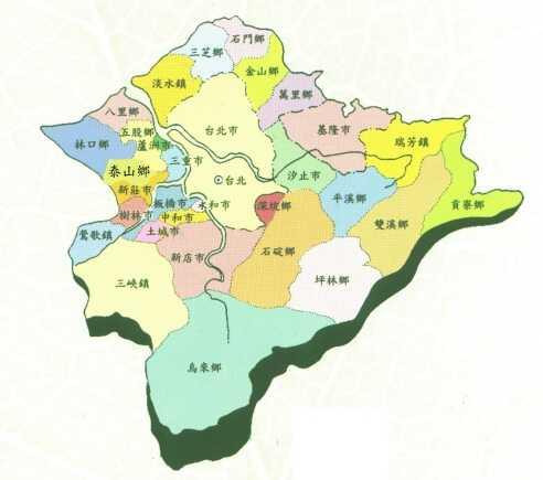 臺北縣旅游觀光資源狀況介紹(圖)-搜狐旅游