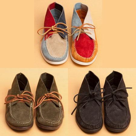 美國帆船鞋品牌Yuketen最新鞋款-男人頻道