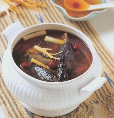 七款美容湯助你喝出水潤紅顏-搜狐女人