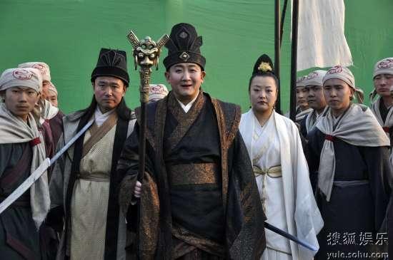 《古今六人行》熱拍 梁天自導自演談三大亮點-搜狐娛樂