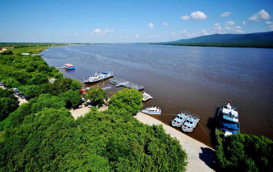 首批150名中國游客登上中俄邊境黑瞎子島(組圖)-搜狐滾動