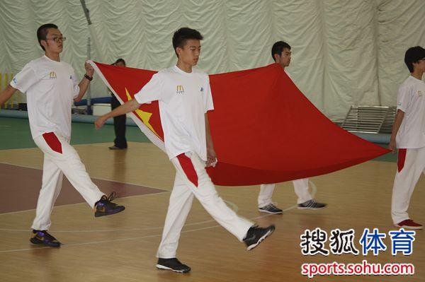 幻燈:北京杯國際中學生足球賽 薛立出席開幕式-搜狐體育