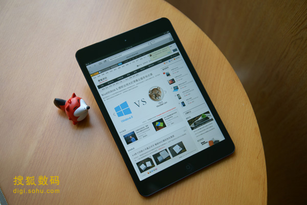 行貨iPad 4/mini首發開箱體驗:提升空間還很大-搜狐數碼
