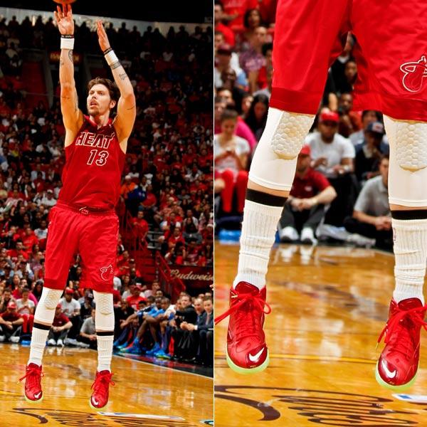 組圖:2012-13賽季NBA圣誕大戰球鞋盤點-搜狐體育