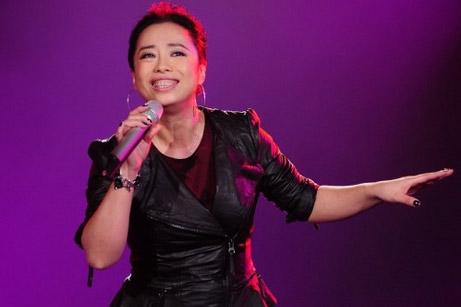 尚雯婕告別《我是歌手》 黃綺珊將唱前夫寫的歌-搜狐娛樂