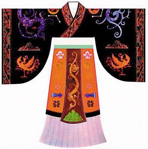 中國歷代女子服飾變遷:從留仙裙無帶內衣到旗袍(1)_國內_光明網(組圖)-搜狐滾動