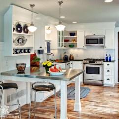 Rolling Kitchen Cabinet Maple Countertops 13款自带吧台橱柜渲染两人情调生活 组图 搜狐滚动
