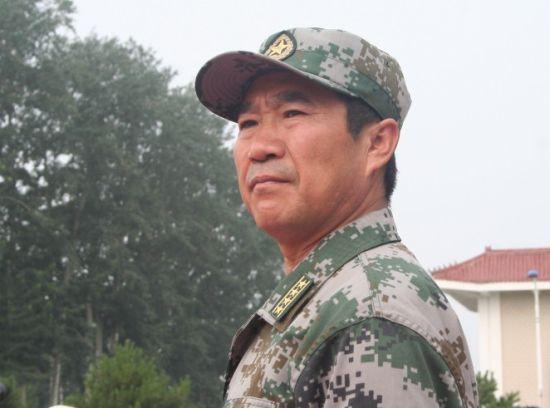 冷杰松任山西省軍區司令員-搜狐新聞