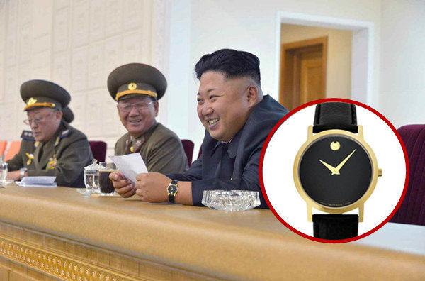 朝鮮特使崔龍海金表搶鏡 比金正恩手表更亮眼(組圖)-搜狐滾動