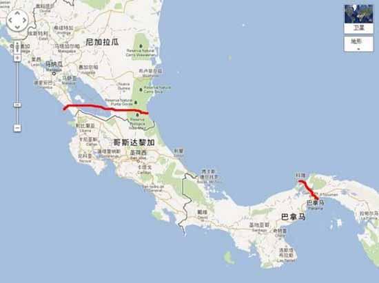 尼加拉瓜大運河開工 中國公司擁有100年運營權(2)-搜狐軍事頻道