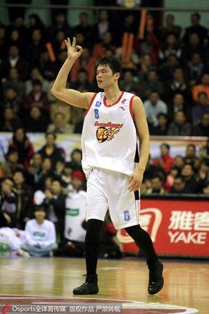 雙料MVP!廣東王朝締造者 朱芳雨曾兩拒NBA合同