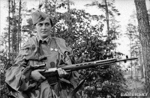 蘇聯女狙擊手擊斃309人 德軍用巧克力大官勸降-搜狐軍事頻道