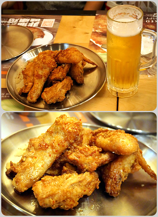 Thank u mom`來自韓國的炸雞店