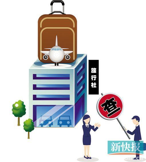 深圳兩家問題旅行社被查-搜狐新聞