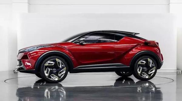 豐田最便宜的SUV來了,顏值超高!-搜狐汽車
