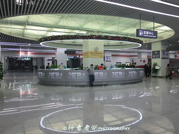 實拍亞洲最大地下火車站 廣深港高鐵福田站有多大