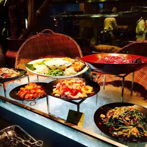 青島最貴的18家自助餐廳,吃過10家的絕對是土豪!