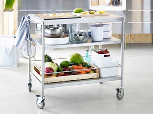 modern kitchen cart anaheim hotels with near disneyland 手推车制作_小制作大全