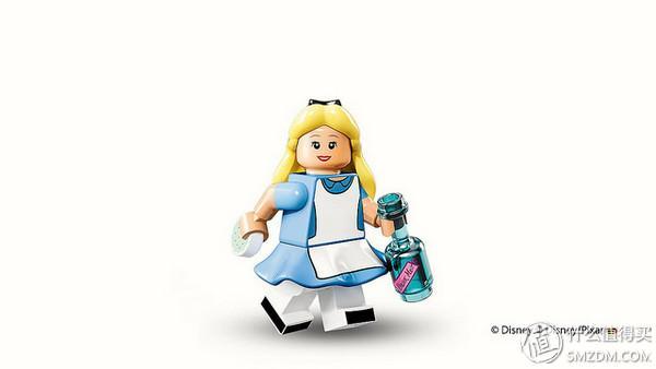 18款全經典:樂高LEGO發布71012迪士尼人仔抽抽樂-搜狐滾動