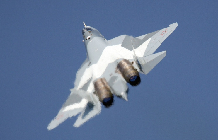 Sukhoi T-50 fifth generation fighter
