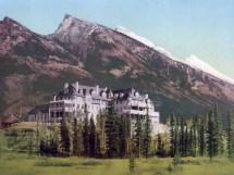 Banff Springs Hotel Canada #53400 Vintage