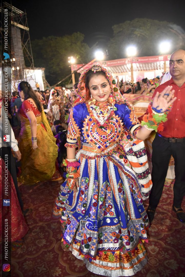 Girls in Navratri Festival - by photoclickclub- by photoclickclub
