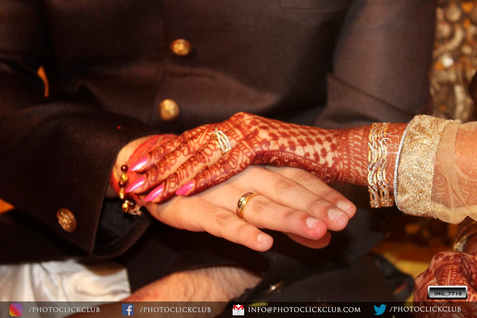 Lovely Hands with Rings - by photoclickclub