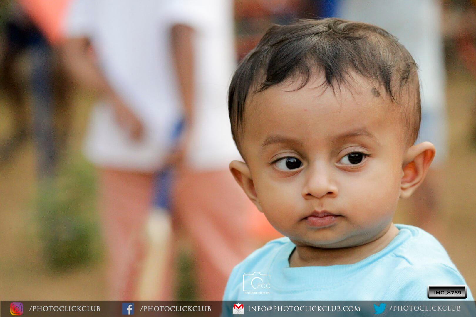 Innocent Baby - by photoclickclub