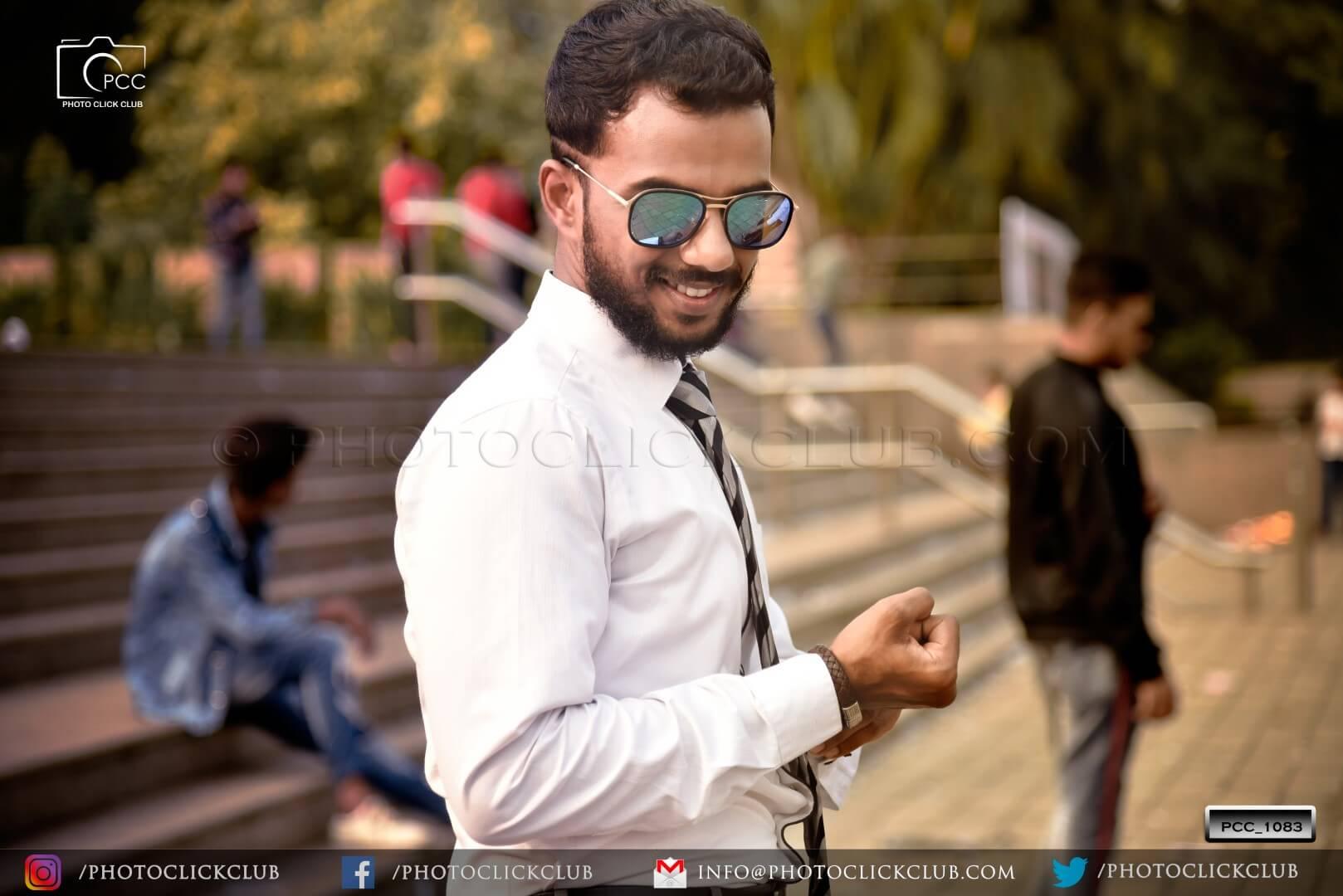 Atul Chavan - Portrait Shoot