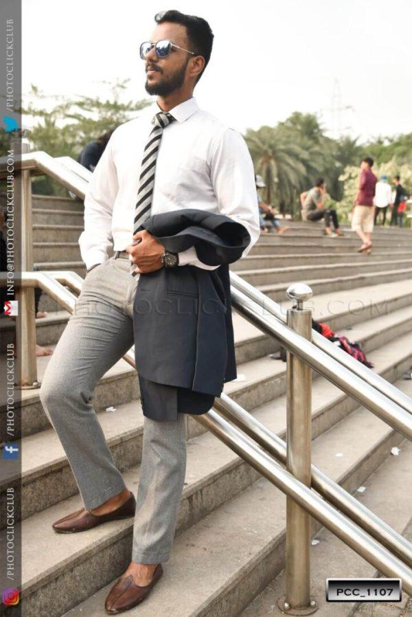 Atil Chavan - A Fashion Model