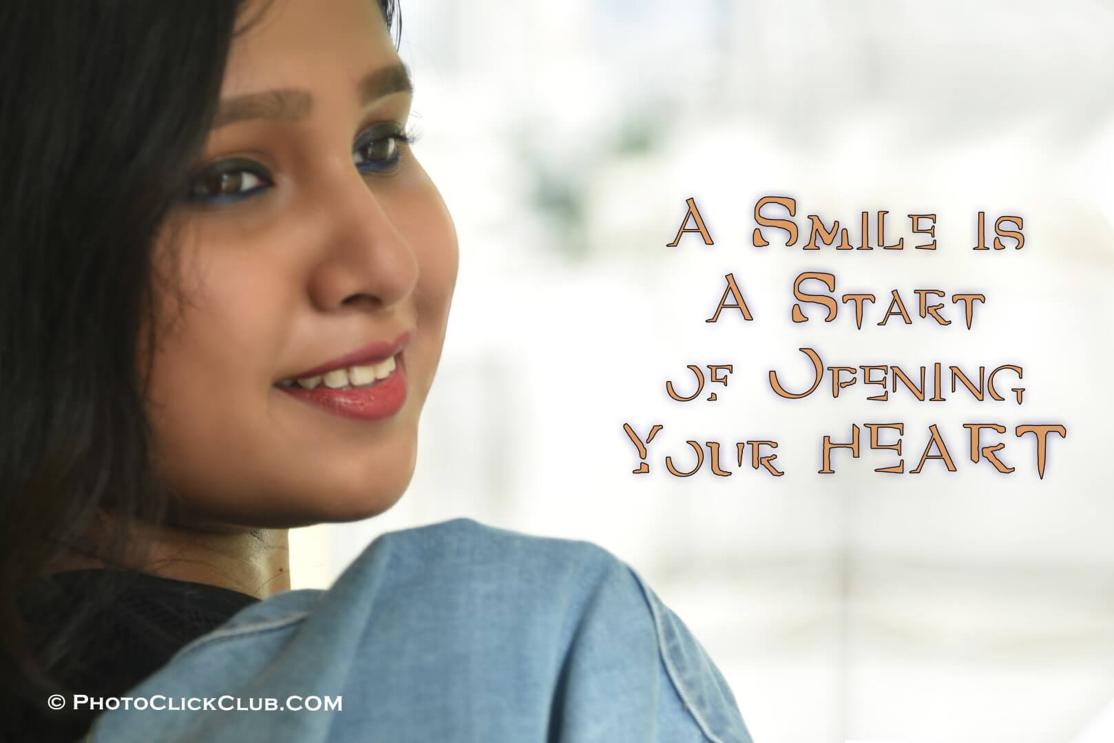 Sanyukta Masurkar - The art of Smile