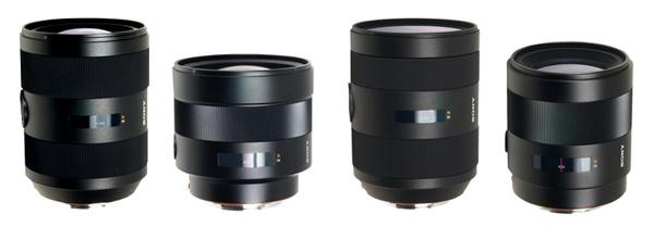 New wider lenses