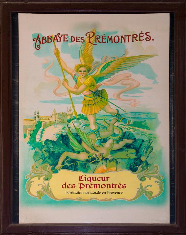 Frigolet poster