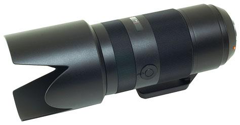 Super Telephoto Zoom Lens