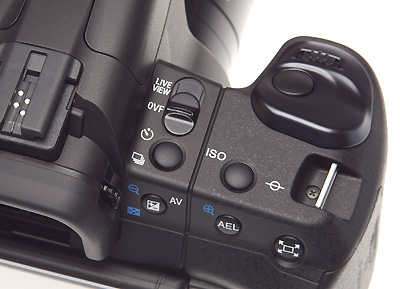 A350 top right hand side buttons