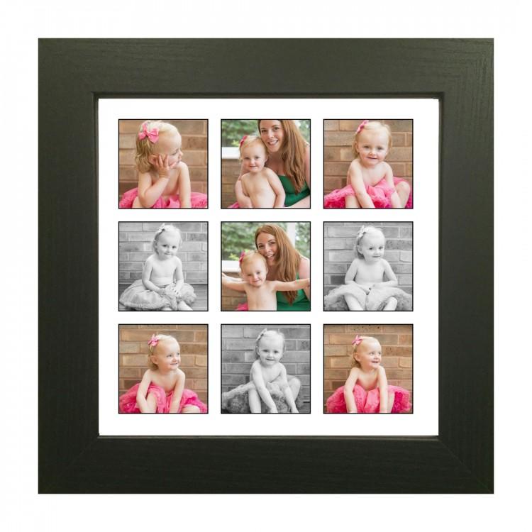 Square 9 Photo Collage Maker