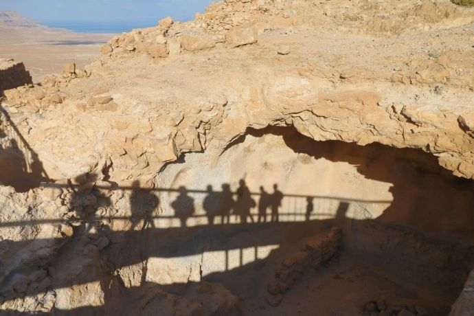 Shadows of Masada