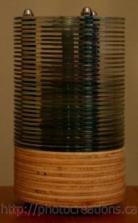 Jim Watters - Technical - CD Lamp