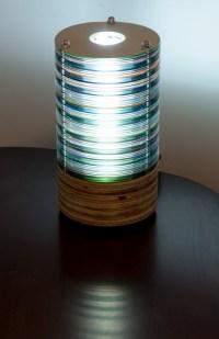 Jim Watters - Technical - CD Lamp 3