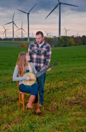 Clancey and Steven - Engagement