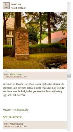 Bronvermelding, zo kan je doen ( screenshot van http://www.routeyou.com/nl-be/route/view/4305444/fietsroute/bels-lijntje)