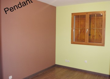 Decoration Chambre Vert Et Marron | Accessoires Et Meubles Pour ...