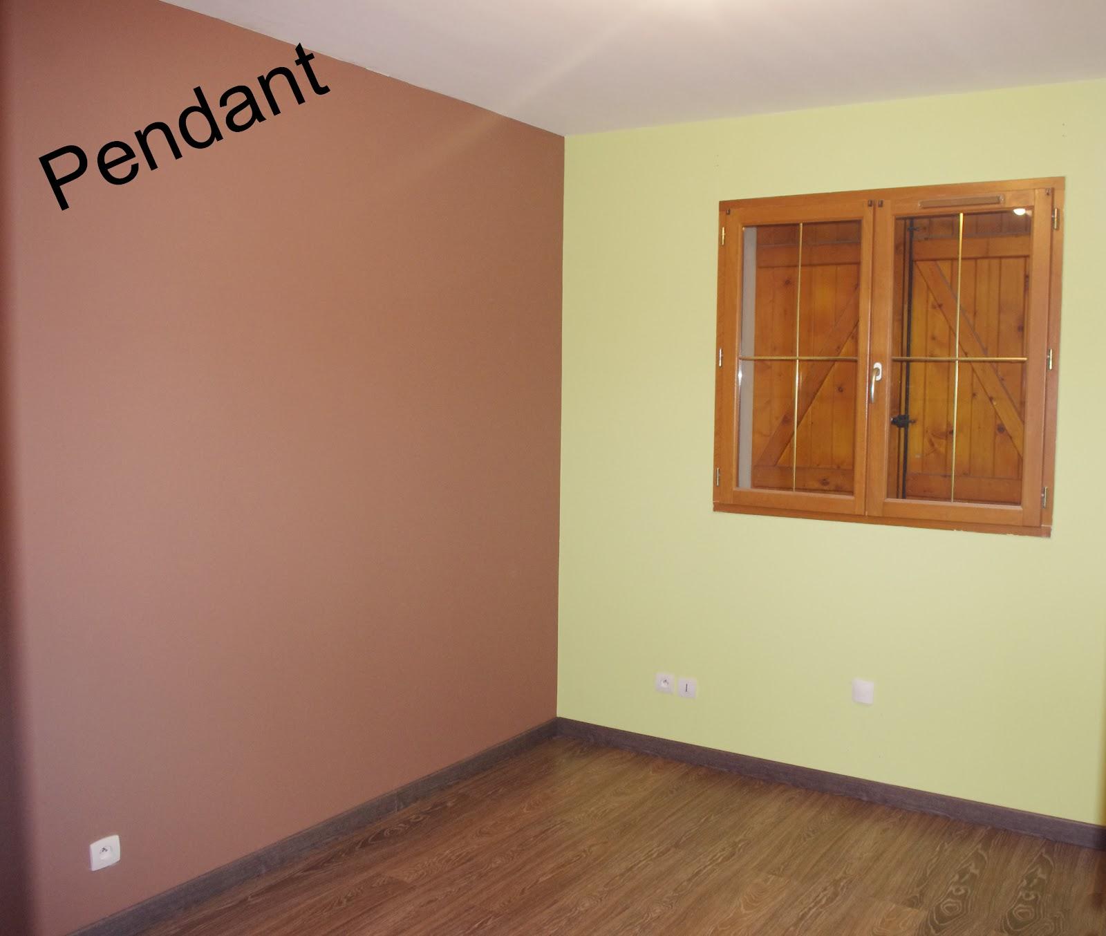 Decoration Chambre Marron Et Vert