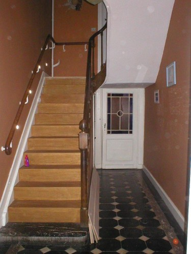 Amenagement Hall D Entree Avec Escalier