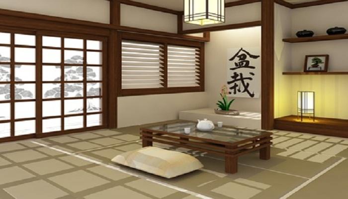 Salon Style Japonais