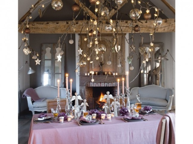 Deco Interieur Maison Noel