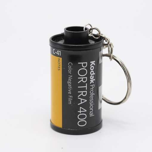 Kodak Portra 400 Film Keychain